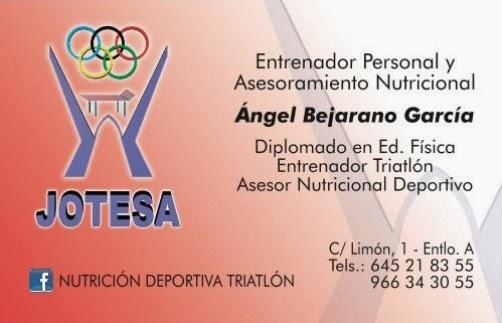 Entrenador Personal y Asesor Nutricional