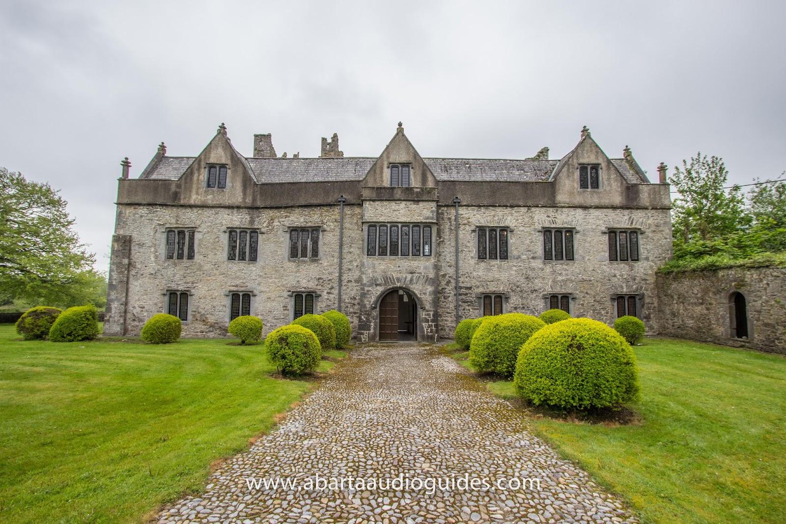 Ormond Castle - AbartaAudioGuides.com