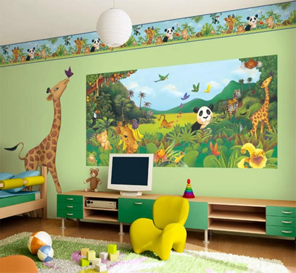 the shopping online: Animaux Wallpaper Design pour les enfants