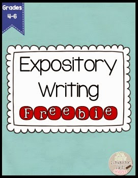 https://www.teacherspayteachers.com/Product/Expository-Writing-FREEBIE-for-Grades-4-6-1717820