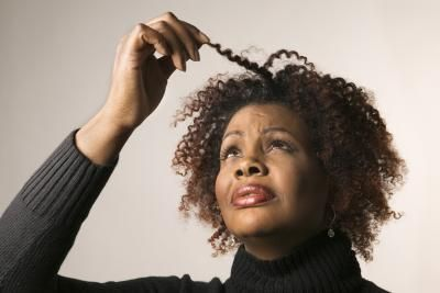 ... : How to make your natural hair softer and more manageable