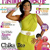 City People's Fashion & Lifestyle Magazine - Chika Ike covers new issue