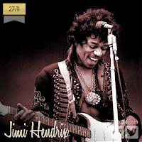 27 de noviembre | Jimi Hendrix - @JimiHendrix | Info + vídeos