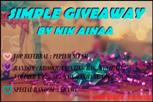 http://nikainaa.blogspot.com/2013/10/simple-giveaway-by-nik-ainaa.html