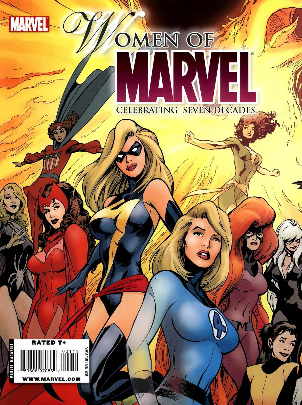 Marvel Magazines