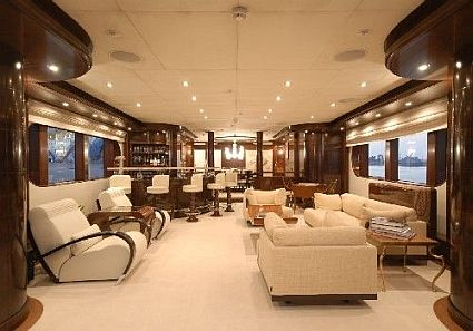 Interior Design For Yacht Clubs