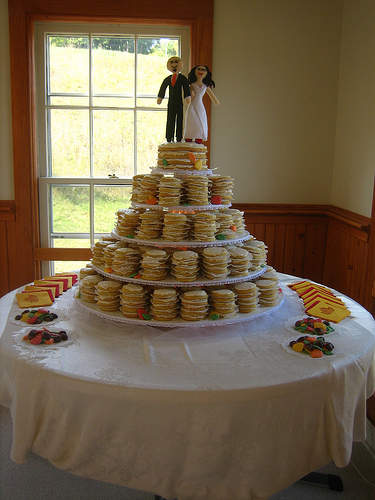 Homemade Wedding Cake Ideas : Perfect diy wedding cake ideas tips stand food and drink
