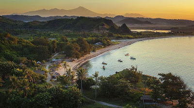 Beautiful Lombok Island