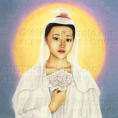 Kuan Yin-a misericordiosa.