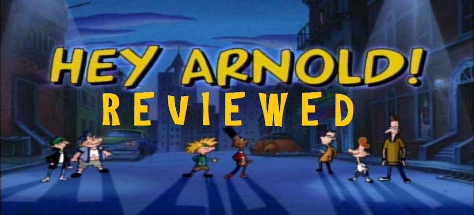 hey arnold reviewed - Hey Arnold Christmas
