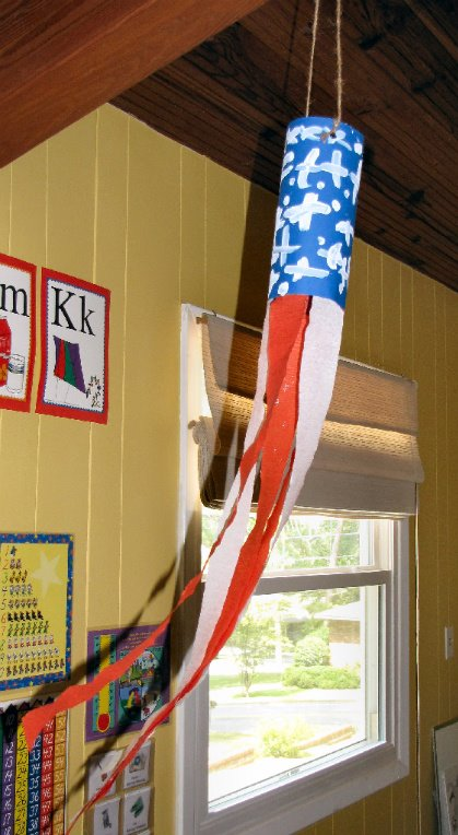 4th of july preschool crafts preschool crafts for 4th of july windsock craft 2 118