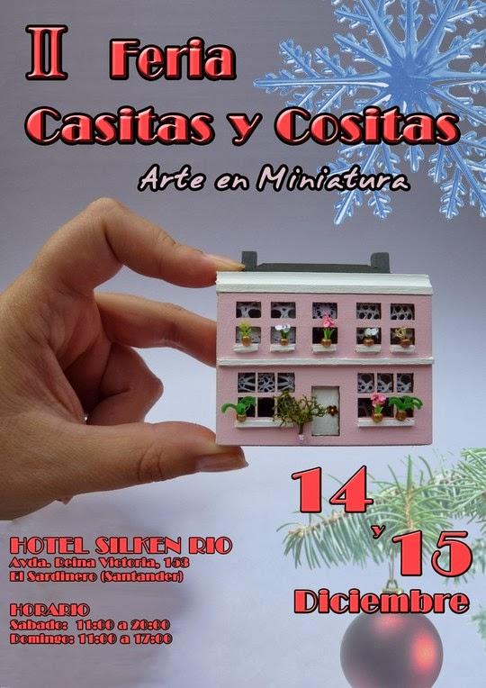 FERIA CASITAS Y COSITAS