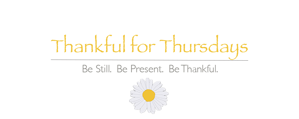 Thankful for Thursdays