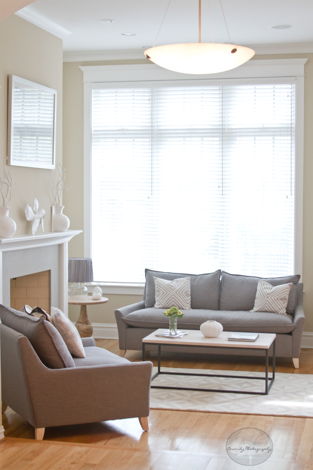 Living + Room: Big Style, Small Budget | This American Home