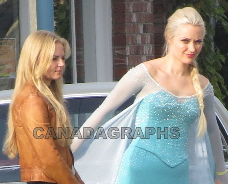 Once Upon a Time - Episode 4.09 - Fall - Set Photos