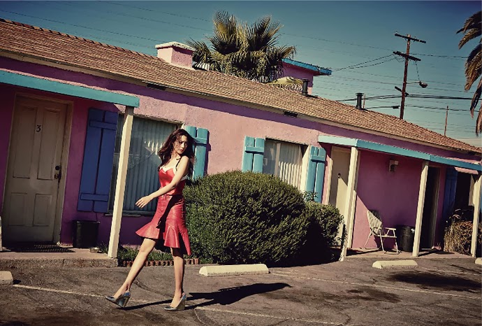 Kim Soo Hyun - Elle Magazine February Issue 2014