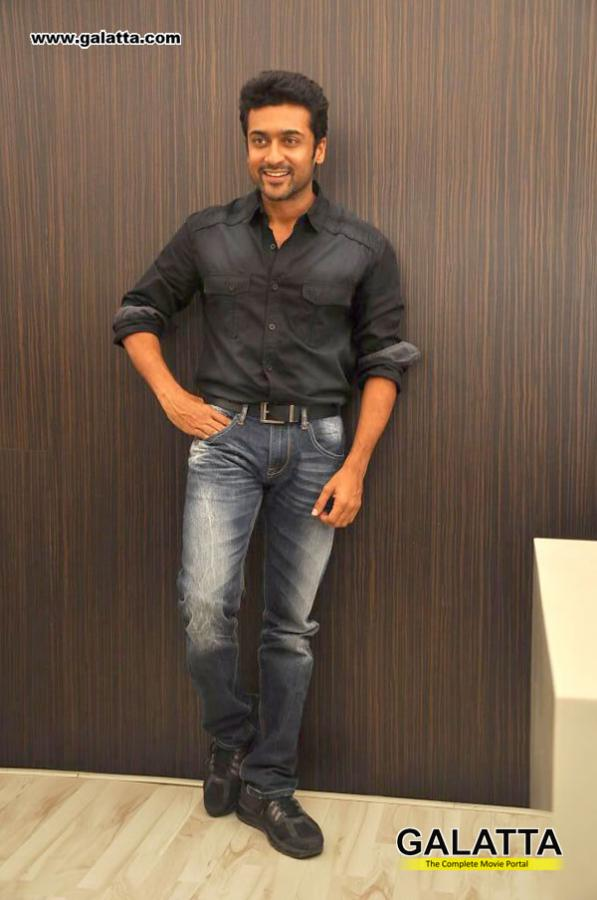 Surya Latest Stylish P...