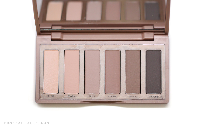 Naked 2 urban decay basics picture 88