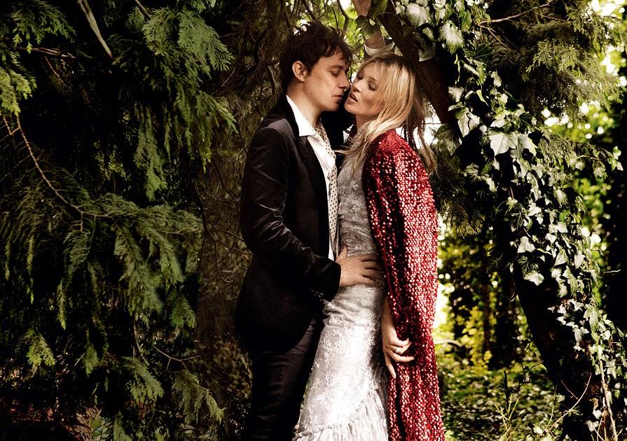inspired weddings celebrity wedding kate moss and jamie