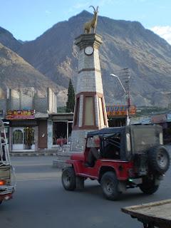 NLI chowk Gilgit