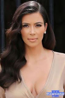 العارضة الأمريكية كيم كردشيان Kim Kardashian