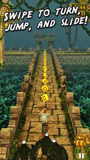 تحميل لعبة تمبل رن الإصدار الأول والثاني لنظام أى او إس مجاناً Temple Run 1-2-iOS-IPA 1-4-4