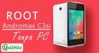 Cara Root Smartfren Andromax C3si Terbaru Tanpa PC