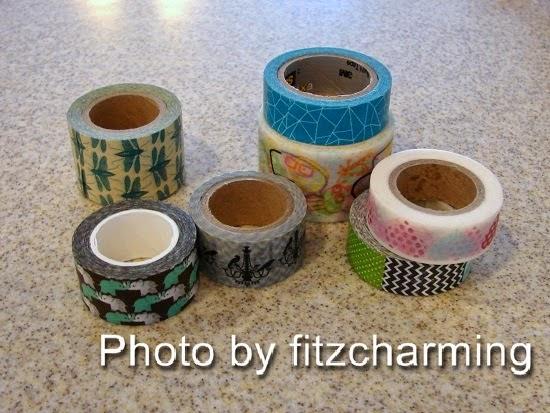 Filofax Washi Tape