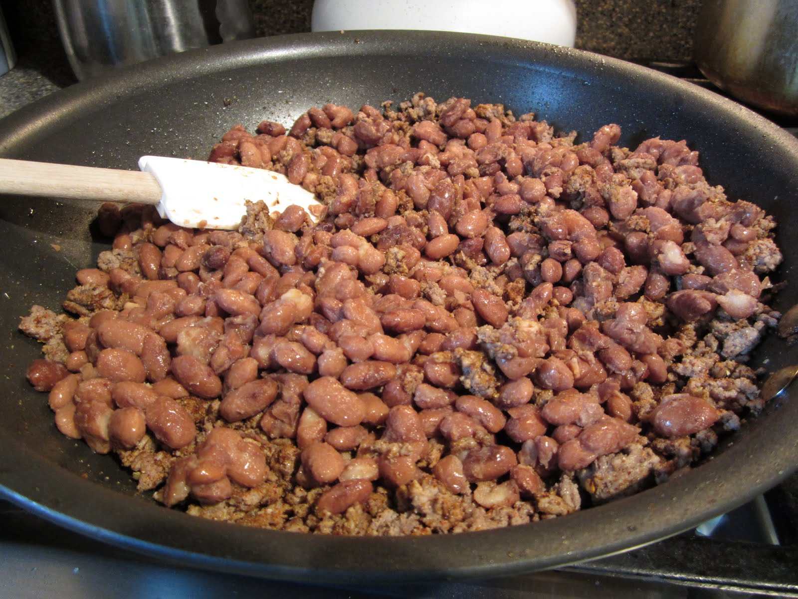 recipe: pinto beans ground beef [5]