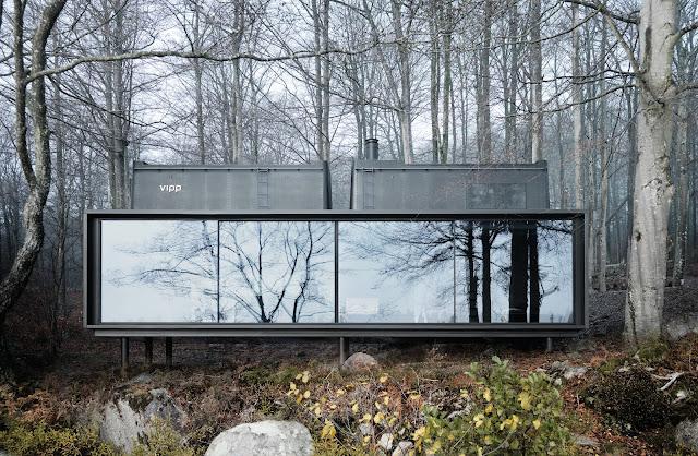 Vivienda modular Vipp Shelter