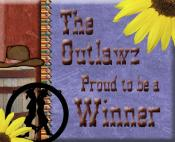 "Winner at ""The Outlawz Sunday Songs and Rhymes Challenge"""