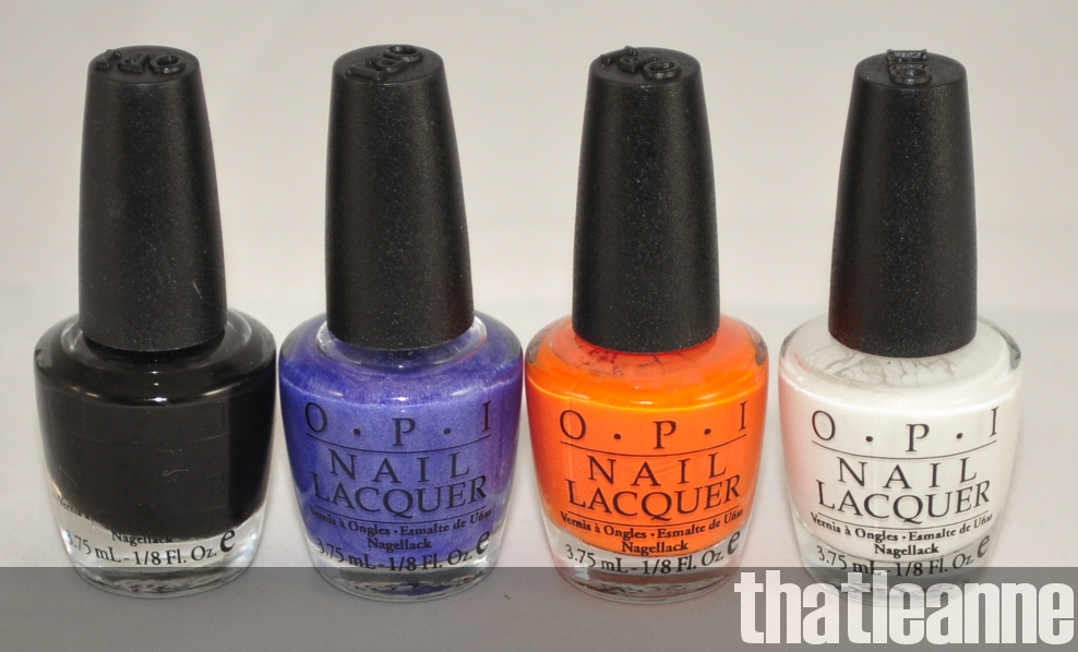 Outstanding Opi Glow In The Dark Nail Polish Adornment - Nail Art ...