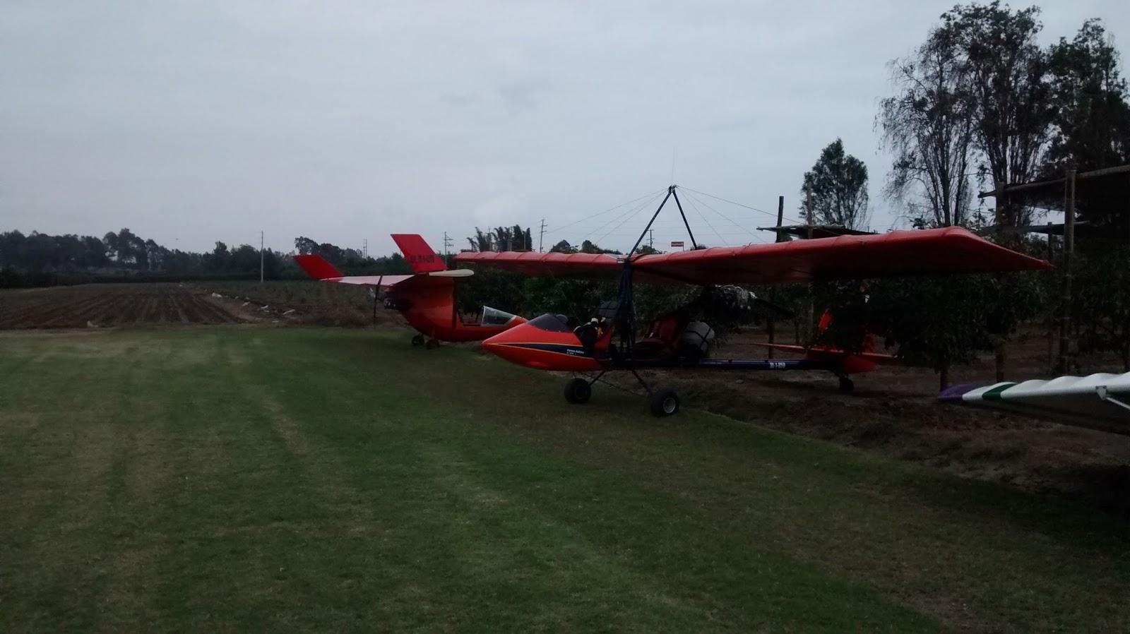 Asociación de Aviones Ultralivianos del Perú: Aeródromo Arona - San ...
