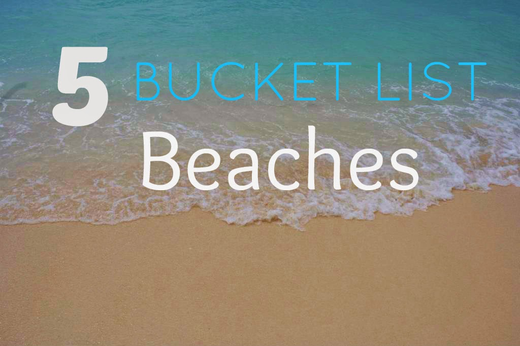top beaches to visit