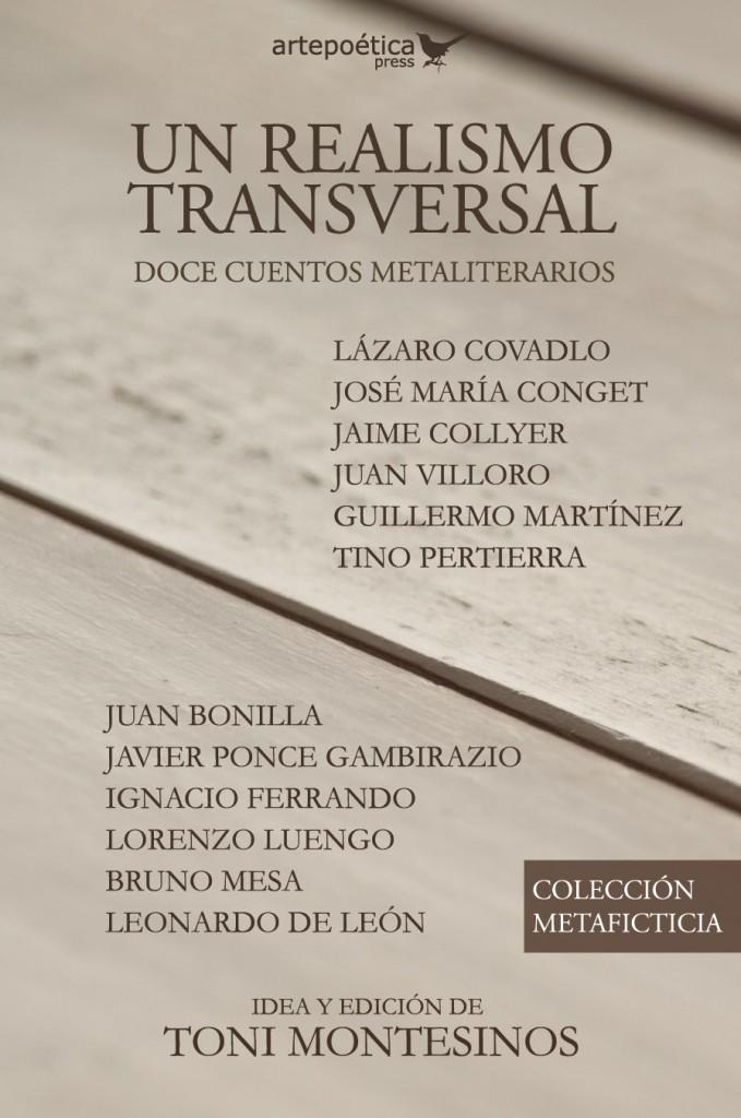 Primer volumen de una colección de textos metaficticios