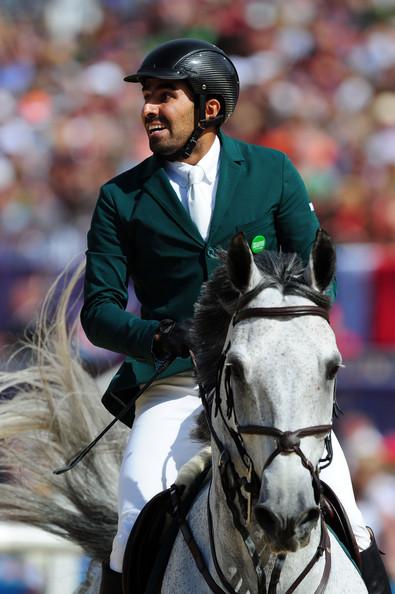 Saudi Arabia Equestrian Fashion♡ London Olympics 2012