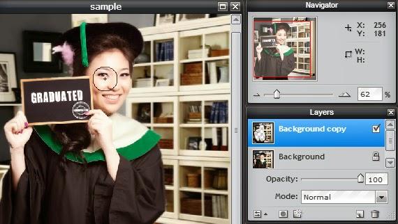 edit ganti background foto online