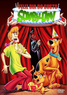 Feliz Dia do Susto Scooby-Doo!