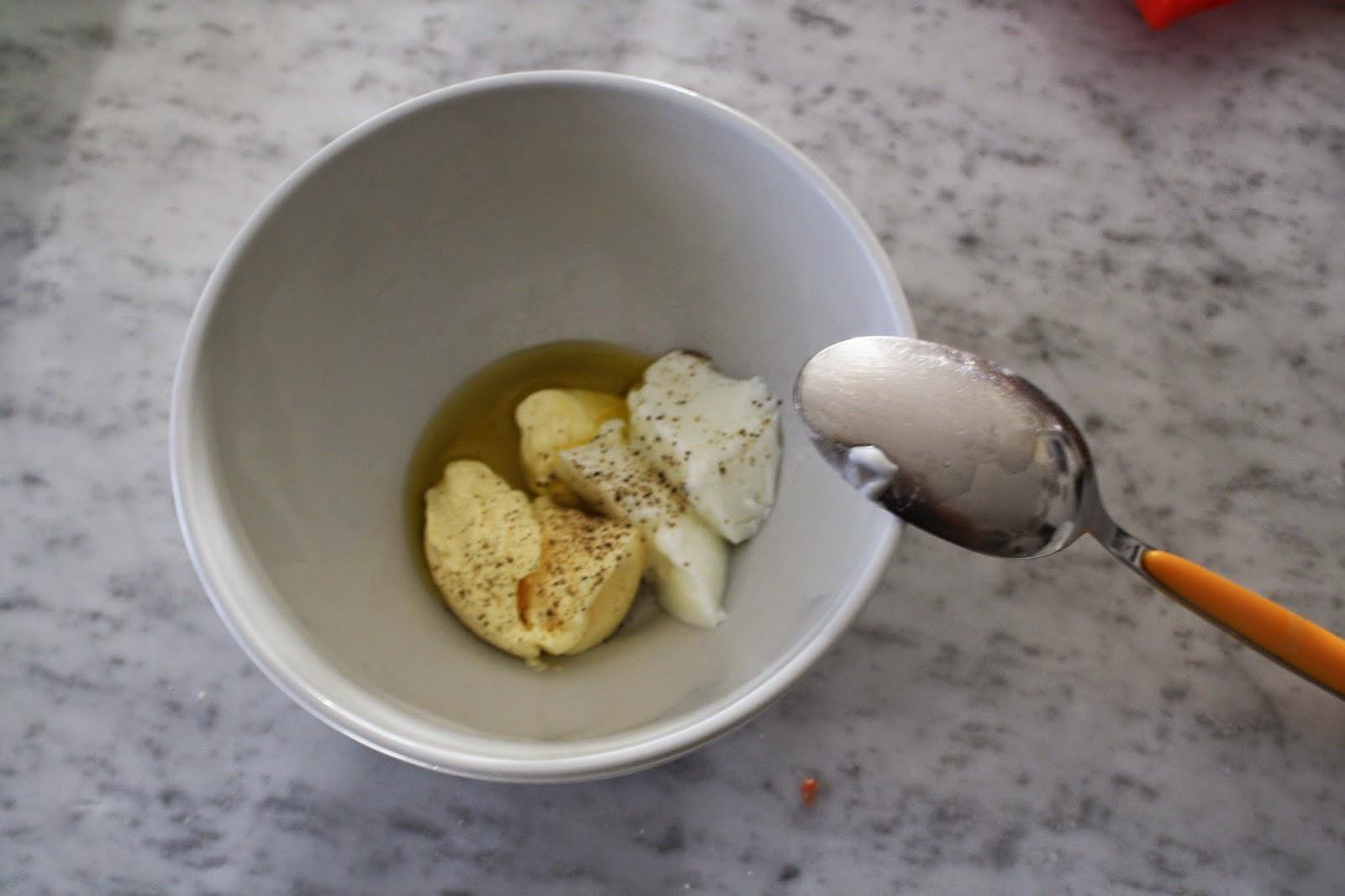 pasta fredda salsa