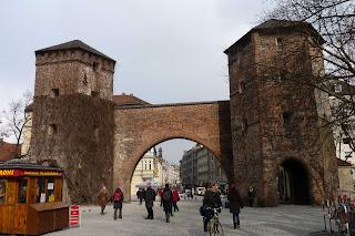 Puerta Sendlinger.