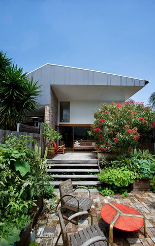 Marrickville House in Sydney by Ar.David Boyle