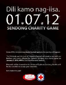 Azkals vs cf international de madrid charity match typhoon - Ka international madrid ...