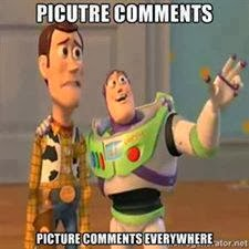 Picture comments, everywhere - Photo comments
