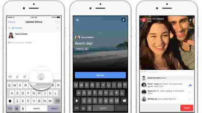 """قام موقع التواصل الإجتماعي """"فيسبوك"""" بدعم خاصية جديدة مخصصة لتحميل الصور الحية تحت إسم """"Live Photos""""."""