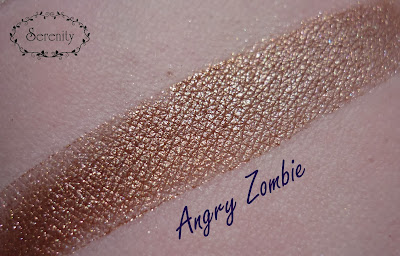 Dreamworld Angry Zombie Swatch