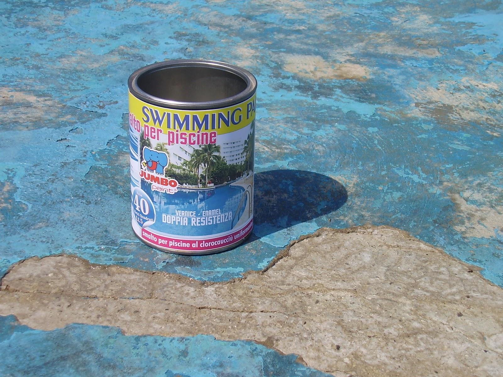 Pittura Per Cemento : Vernice per piscina al clorocaucciu a prezzo di fabbrica smalto