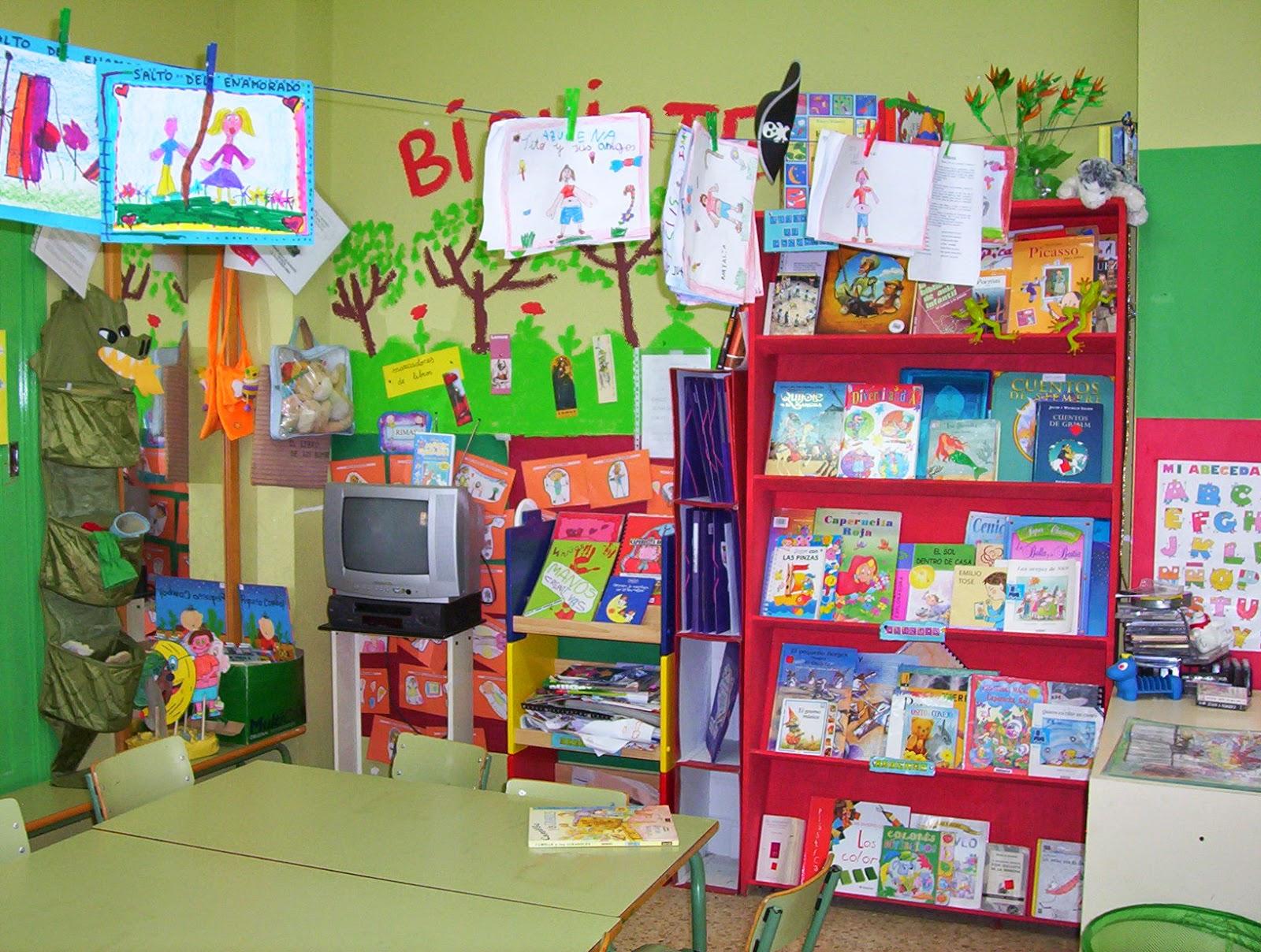 El conocimiento se comparte proyecto la biblioteca de aula for Proyecto construccion de aulas escolares