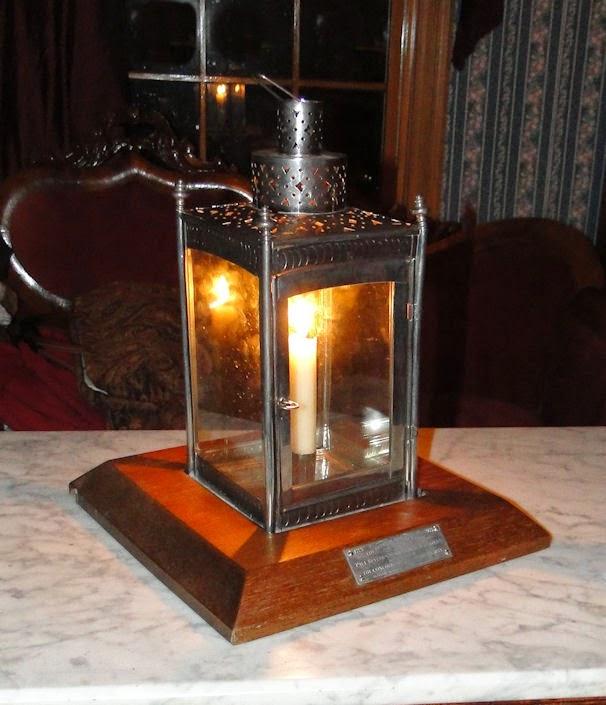 My Replicated Old North Church Lantern