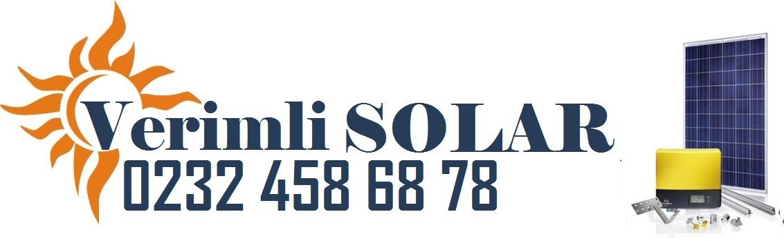 VERİMLİ SOLAR ENERJİ SİSTEMLERİ 232 458 68 78