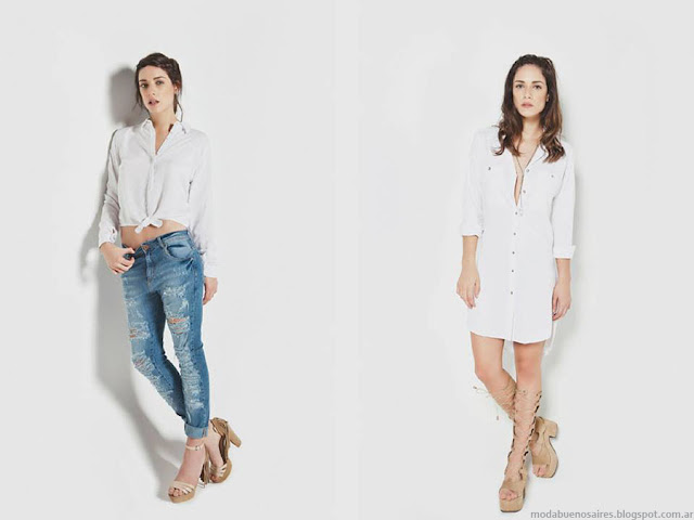 Moda urbana primavera verano 2016 mujer. La Cofradía primavera verano 2016.